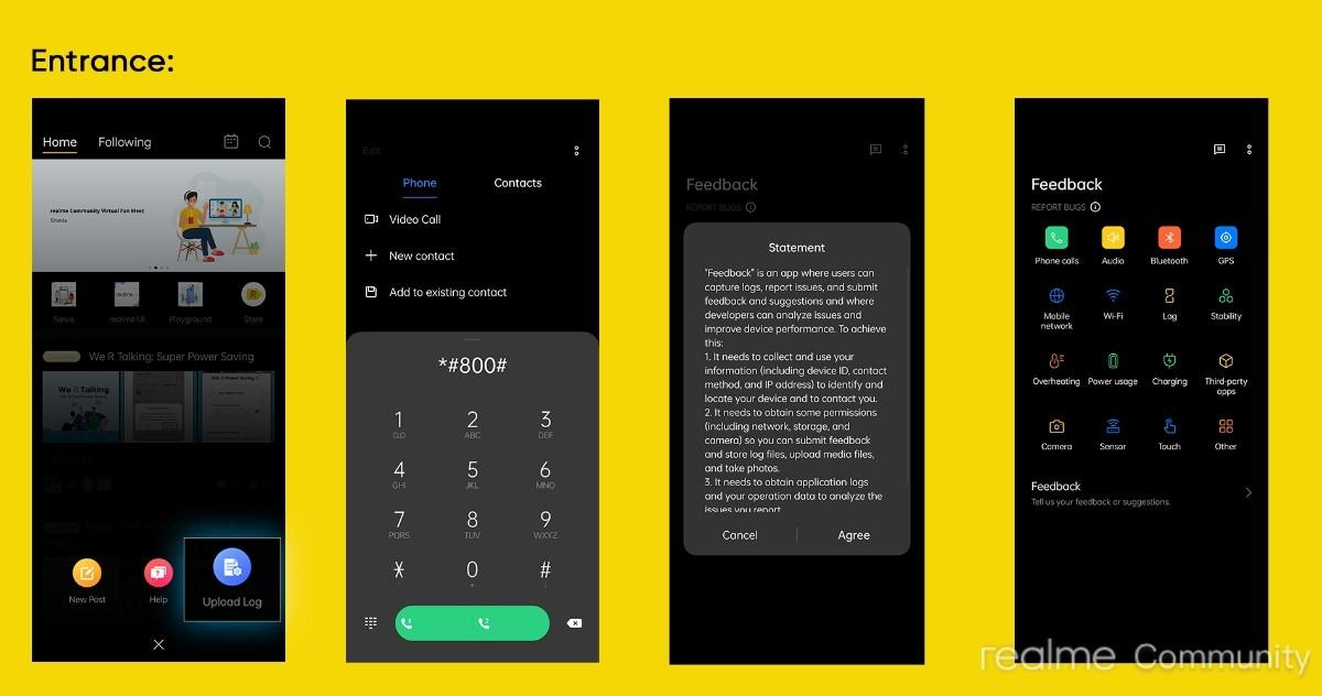 Realme 7i prochain en ligne pour l'accès anticipé à Realme UI 2.0