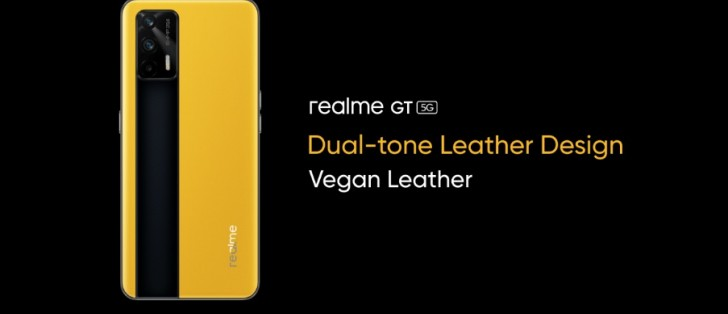 """Realme details """"Dual-platform Dual-flagship"""" strategy at MWCS 2021, previews GT 5G leather variant"""