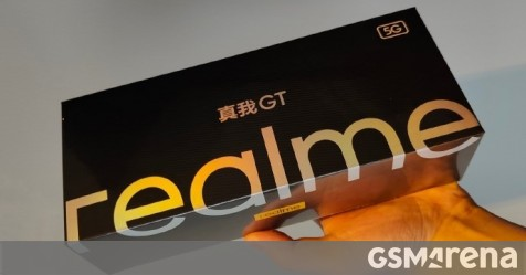 Realme GT 5G visits Geekbench, retail box surfaces with a familiar design - GSMArena.com news - GSMArena.com