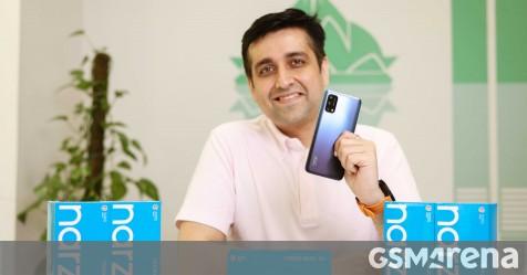 Realme Narzo 30A, Narzo 30 Pro 5G, Buds Air 2 officially coming on Feb 24 - GSMArena.com news - GSMArena.com