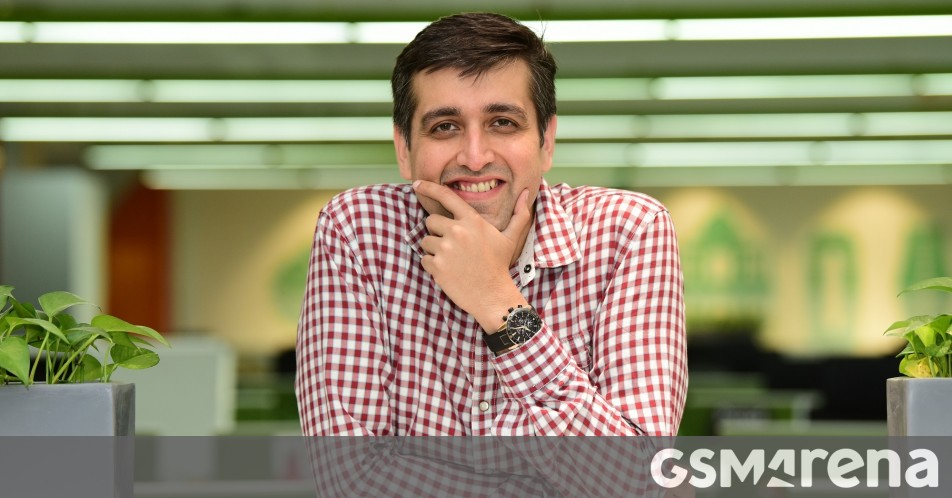 Interview: Realme VP Madhav Sheth talks Wear OS watches, foldables, and GT lineup