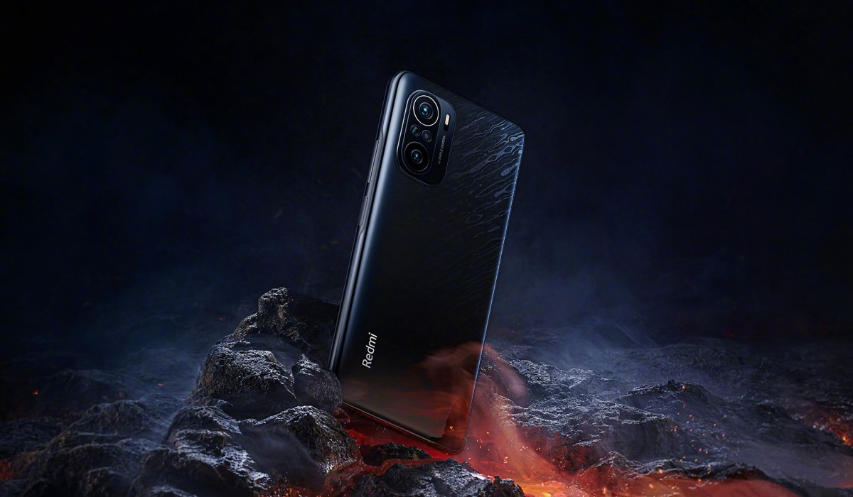 Redmi K40 series to pack 4,520 mAh batteries, limited edition with Damascus steel pattern teased