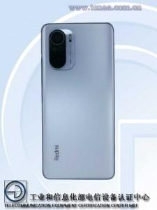 Redmi Note 10 Pro rendu officiel et fuite de boîte de vente au détail