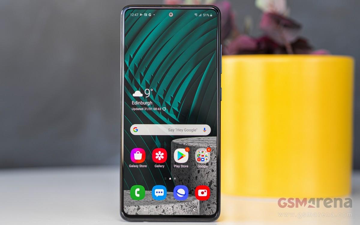 جالكسي اى 51 - Galaxy A51 يحصل على تحديث جديد مع تحسينات مميزة
