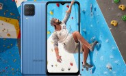 Samsung unveils Galaxy M12 with 6,000 mAh battery, 48 MP main camera