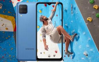 Samsung Galaxy M12 debuts in India, sales begin March 18