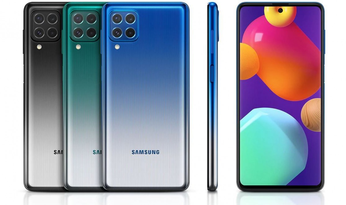 Samsung Galaxy M62 already listed on Samsung Thailand's website