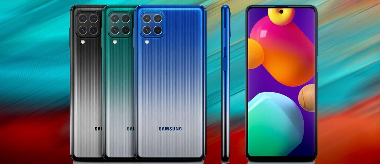 Official Samsung Galaxy M62 listing reveals all the details - GSMArena.com  news