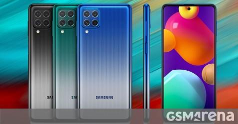 Official Samsung Galaxy M62 listing reveals all the details - GSMArena.com news - GSMArena.com
