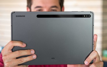 Samsung Galaxy Tab S8 Enterprise Edition appears on company website