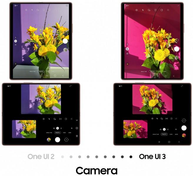 Samsung Galaxy Z Fold2 gets One UI 3.1 update