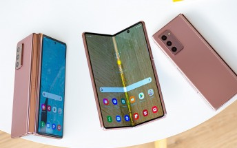 Samsung Galaxy Z Fold2 5G gets One UI 3.1 update
