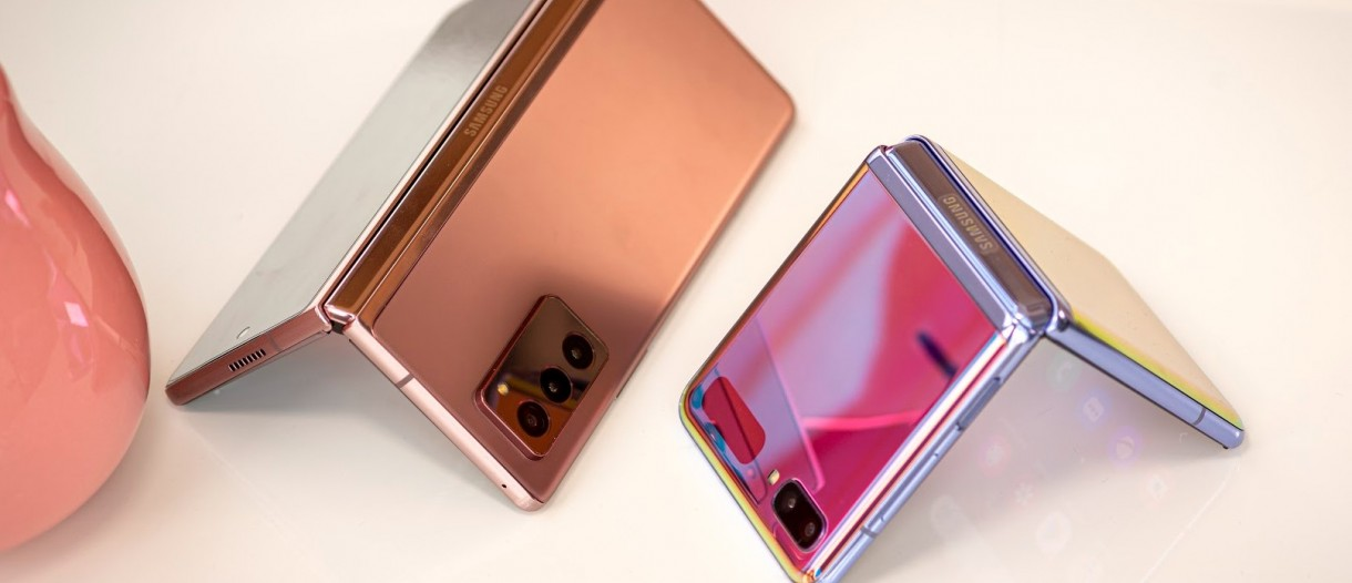 Samsung's Galaxy Z Flip 3 and Z Fold 3 rumored to arrive in July -  GSMArena.com news