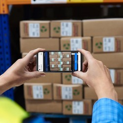 Samsung's Knox Capture is an enterprise-grade barcode scanning solution