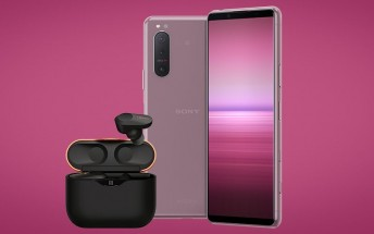 Sony Xperia 5 II gets a pink version in Europe