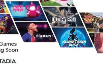 More than 100 games are coming to Stadia this year, FIFA 21, Far Cry 6 and more