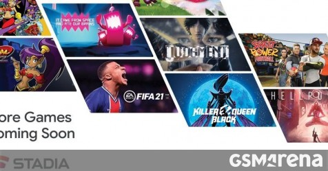 More than 100 games are coming to Stadia this year, FIFA 21, Far Cry 6 and more - GSMArena.com news - GSMArena.com