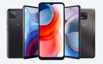 Three new Motorola phones are now available at Google Fi
