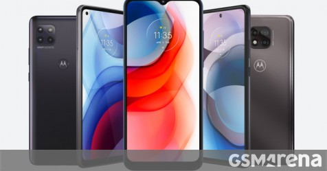Three new Motorola phones are now available at Google Fi - GSMArena.com news - GSMArena.com