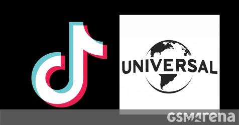 TikTok and Universal Music expand global alliance - GSMArena.com news - GSMArena.com