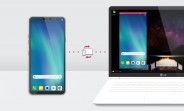 Virtoo is a Your Phone alternative for LG laptops that supports any Android or iOS phone
