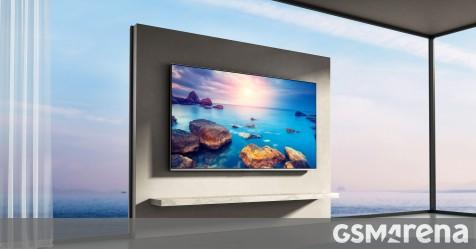 """Xiaomi Mi TV Q1 75"""" announced - GSMArena.com news - GSMArena.com"""
