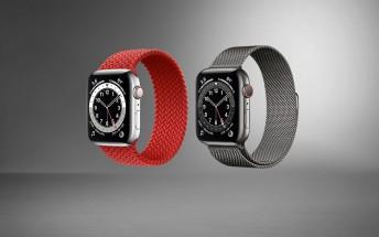 Apple Watch still leads global smartwatch sales