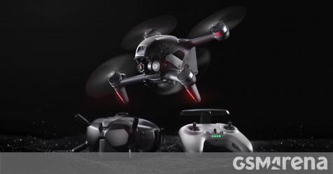 DJI announces FPV first person hybrid drone - GSMArena.com news - GSMArena.com