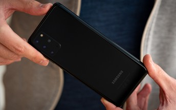 Samsung delivers camera-improving update for Galaxy S20 series