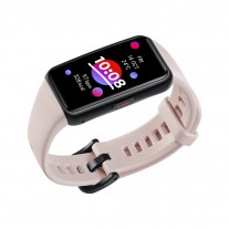 Honor Band 6 in Coral Pink