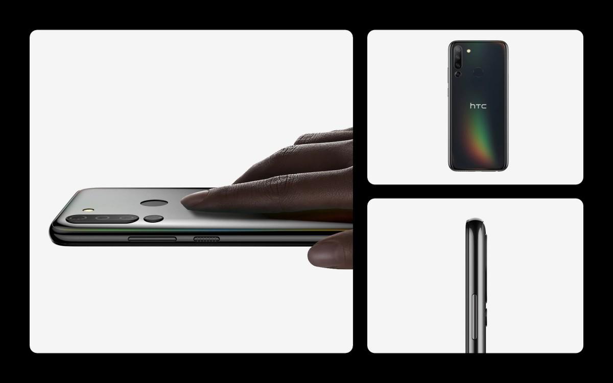HTC Wildfire E3 resmi, dört kamera ve 4.000 mAh pil sunuyor
