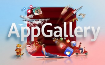 Huawei AppGallery now has over 530 million monthly active users