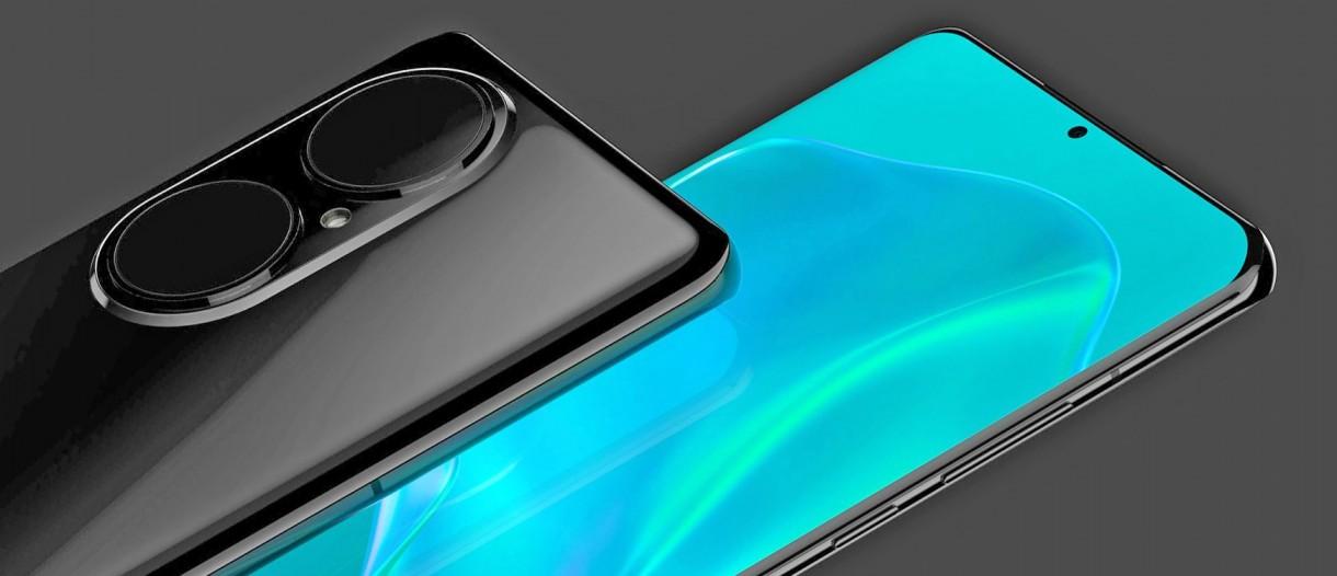 Huawei P50 Pro leaked renders reveal striking design - GSMArena.com news