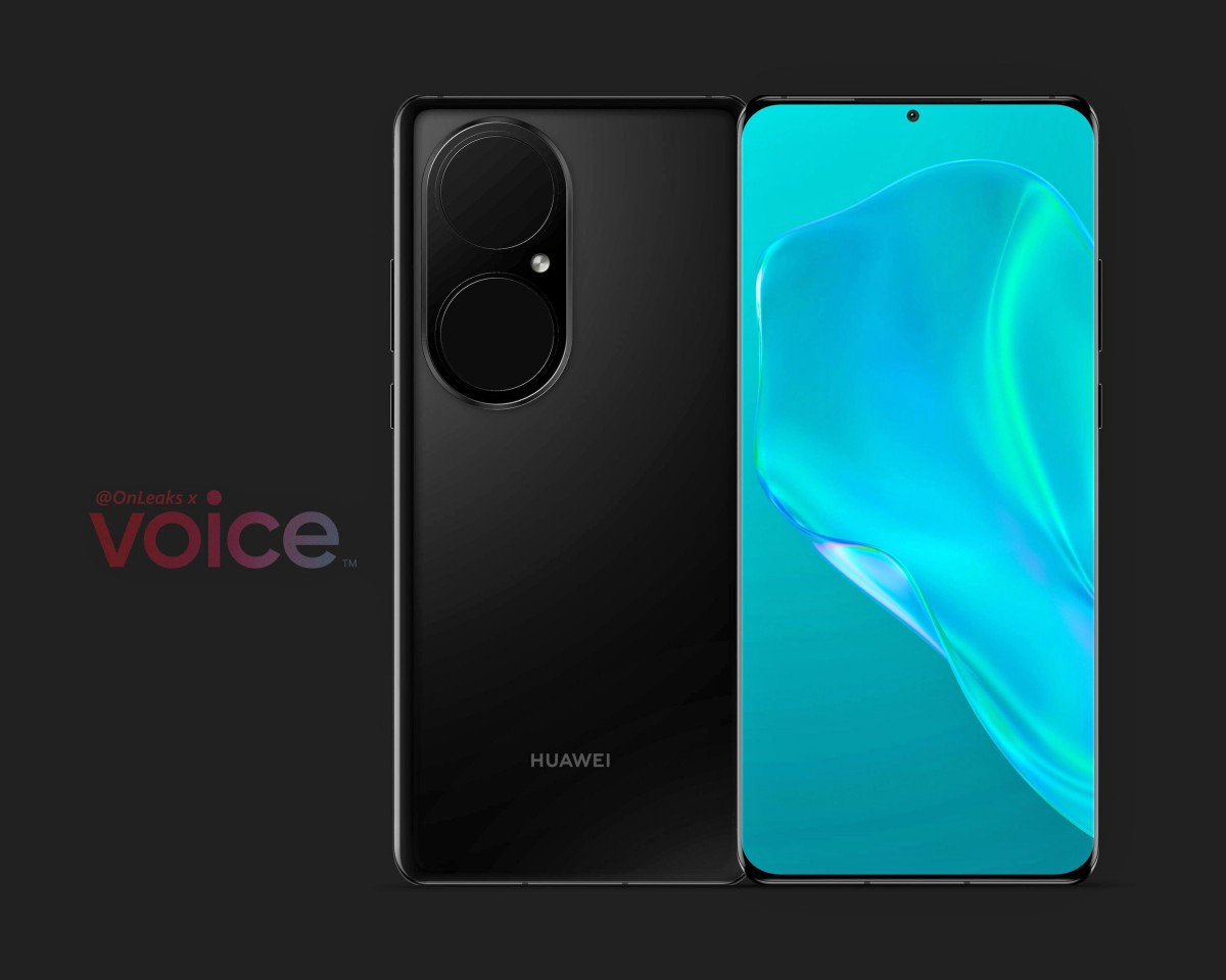 Huawei P50 Pro renders leak and it looks… different