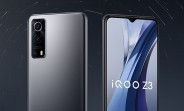 iQOO Z3 confirmed to come with Snapdragon 768G SoC