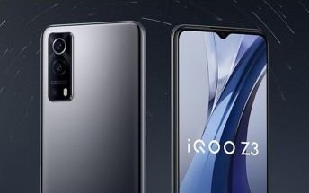 iQOO Z3 will come with 120Hz screen and 55W charging, company shares camera samples