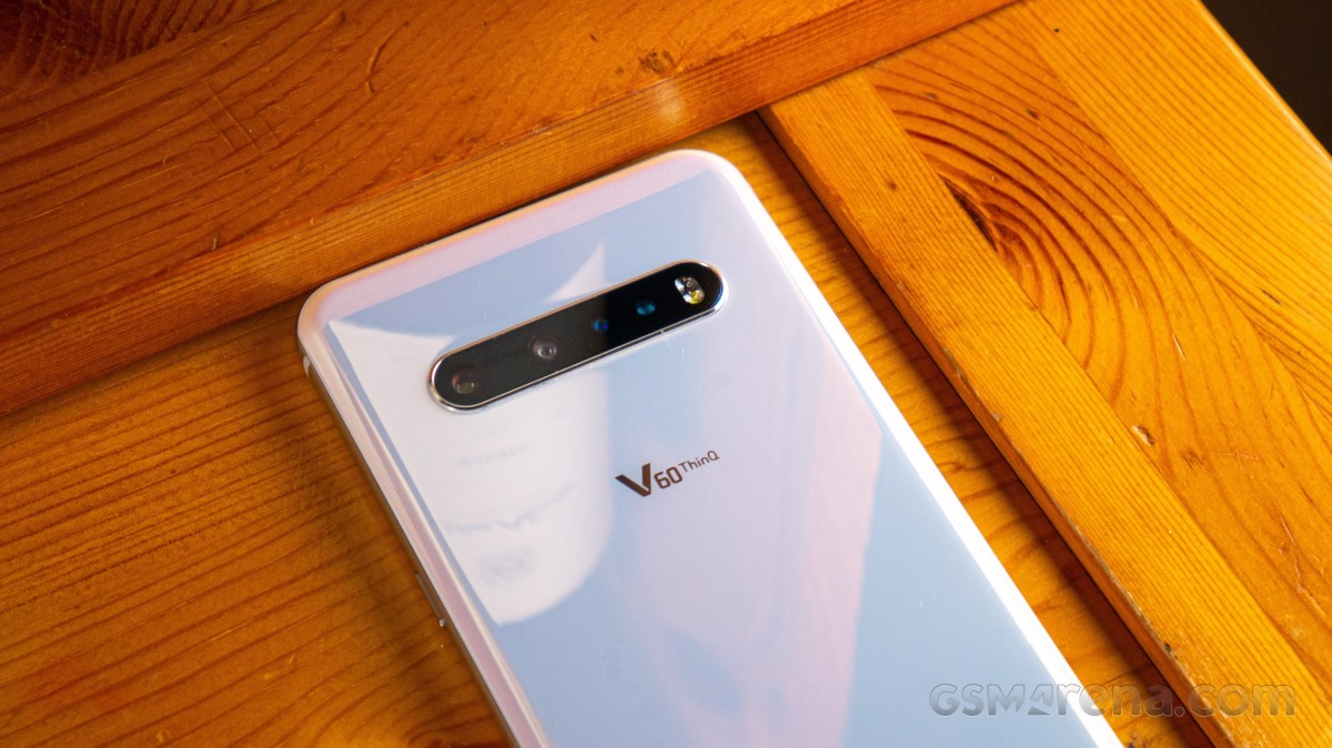 LG V60 ThinQ 5G Android 11 update will rollout in Canada starting March 31
