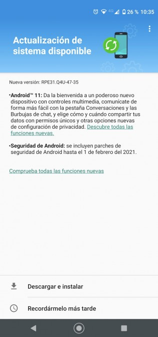 Motorola Moto G8 and G8 Power Android 11 OTA