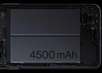 OnePlus 9 Pro: 4,500 mAh battery