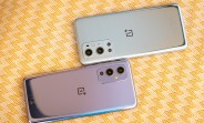 OnePlus 9, 9 Pro 9R update improves the camera and battery life