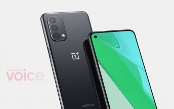 OnePlus Nord N1 CAD-based renders show minor redesign over the current N10