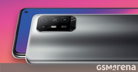 Oppo F19 Pro+ announced with Dimensity 800U chipset and 50W charging - GSMArena.com news - GSMArena.com
