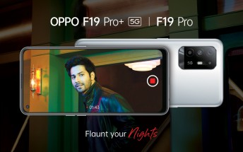 Oppo ropes in Bollywood actor Varun Dhawan as F lineup's ambassador, reveals F19 Pro+ 5G's camera features