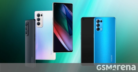 Find X3 Neo and Find X3 Lite are more affordable yet still capable members of Oppo's new lineup - GSMArena.com news - GSMArena.com