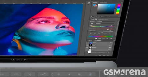 Adobe Photoshop for macOS now runs natively on the M1 - GSMArena.com news - GSMArena.com