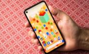 Google Pixel 5a arrivera le 11 juin, le Pixel 6 pourrait recevoir une caméra selfie perforée centrée