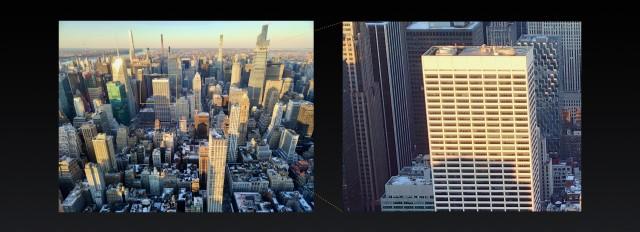 Muestra de zoom 3x de Realme 8 Pro