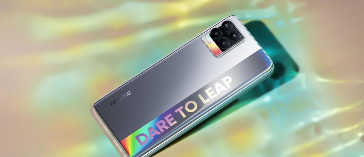 Realme 8 5G is coming to India on April 22 - GSMArena.com news