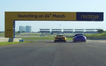 Realme teases March 24 launch of its 108MP camera smartphone