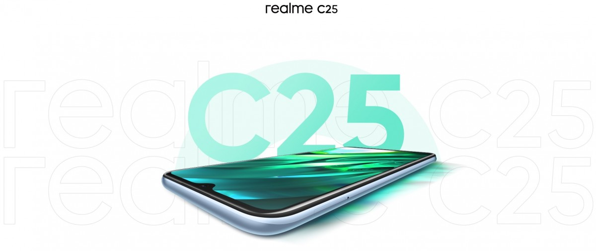 Realme C25 is coming on March 23 with Helio G70 SoC and 48MP triple camera